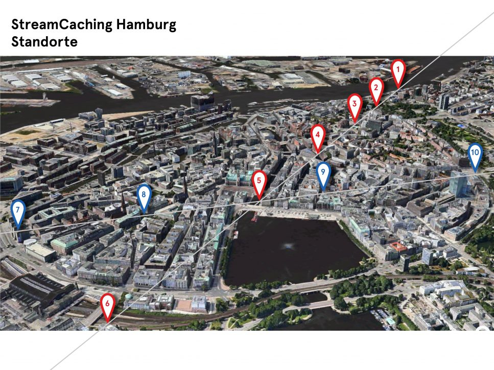 StreamCaching Maps